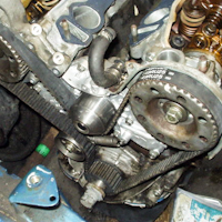 Timing Belt & Head Gasket